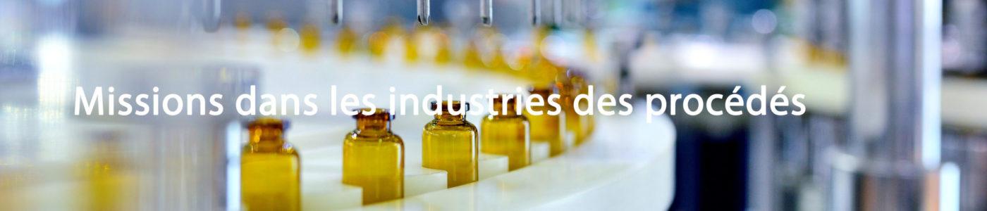 Management de transition dans l'industrie des procédés - Plastique, Dispositifs médicaux, Agroalimentaire